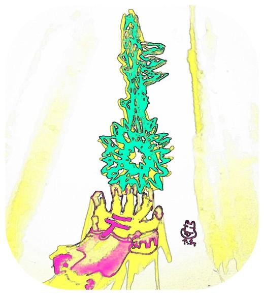 はぐるまどらいぶ。翠璻の鍵。
