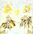 神聖騎士ホールーンとアーチェラス