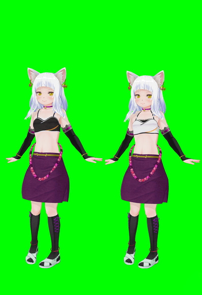猫耳ロリ女神様【エキゾチック1】