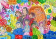 『狂え虹色☆舞踏会』挿絵です