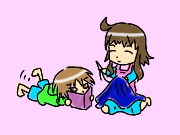 【ひゃくものがたり】穂波穂&澤泉