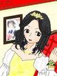 黄薔薇の姫