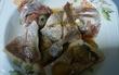 手作り料理 鯛の煮付け