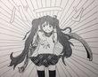 『なぜ俺が闇の魔法少女?』 のキャラクター「星零」