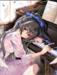 玲奈とピアノ