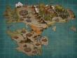 ウィンダム大陸地図