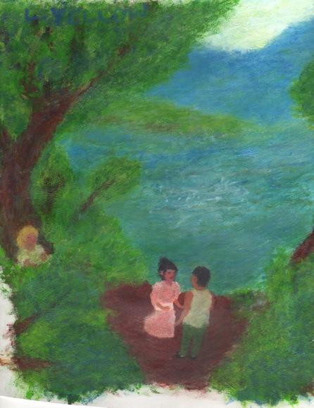 モーパッサン『ピクニック』イメージ