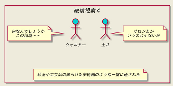 敵情視察4