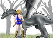 竜の竜騎士挿絵9