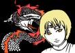 火竜王カリドゥスと高位の巫子