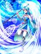 【線×色Ⅲ】うさぎサボテン様