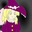 紫服の魔理沙