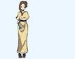 「不浄のアルバ」登場人物挿絵4