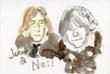 音楽コラム 『ロックの歴史』 の第19回の挿絵