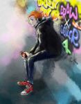【線画×彩色◆コラボ祭Ⅳ】 Mick様