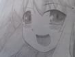 手描きイラスト バカテス:姫路瑞希