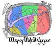 ガガーヴ地図
