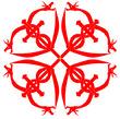 八竜環十字章