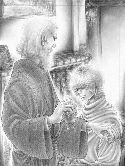 新レーゲスタ創世譚 第五章第9話挿絵