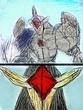 鎧装真姫ゴッドグレイツ/隕石竜