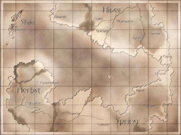 LLF - 世界地図