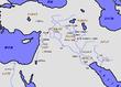 アッシリア地図