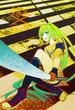【線画×彩色◆コラボ祭】ゐうらさんの線画とコラボ♪