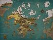 皇国周辺図