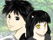 剣士と幼魔の奇想曲_ラウルとニーナ