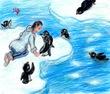 mさんとペンギンたち