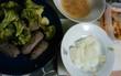 手作り料理 ボルシチ