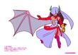 片翼の悪魔