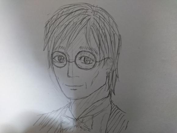 夢物語 キャラクターイラスト タナカさん