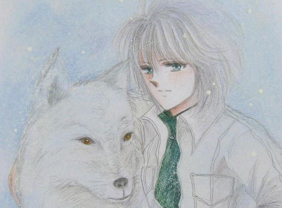 白銀の狼3