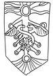 護衛軍の紋章