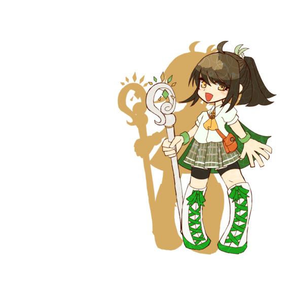 ナミネ(旅衣装)