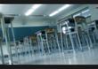 教室(薄青系)