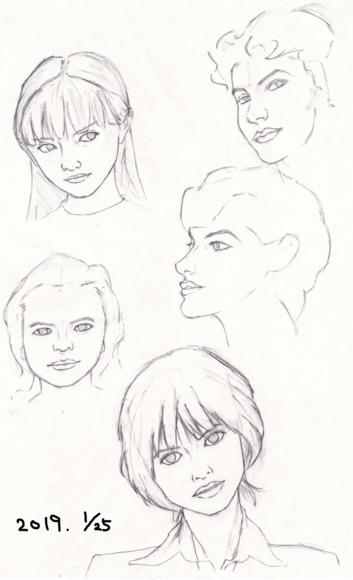 絵の練習その1
