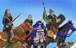 鎌倉武士と騎兵隊
