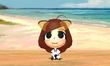 ぷにゅお on theビーチ