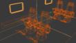 旅客航宙船のシートの妄想イメージ