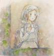【ファンイラスト】リサと夜警と魔法の鍵