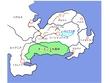 ラギストア帝国地図