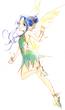 妖精姿のシェリアちゃんをいただきました!