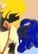 精霊王と水の巫女
