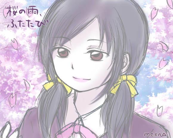 桜の雨、ふたたび1