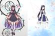 レガ子(きゃらふと版とミラクルニキ版の比較)