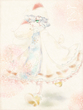 【線×色Ⅱ】鶏娘 (一理さまの線画)