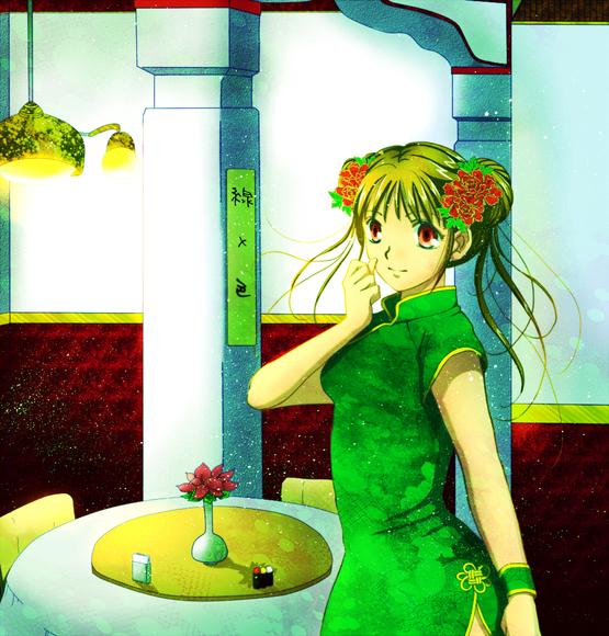 【線画×彩色◆コラボ祭Ⅱ】hiyori様