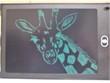電子メモパッドで描いてみた! 第二絵!